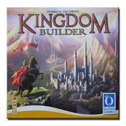 Spiel Kingdom Builder DEUTSCH