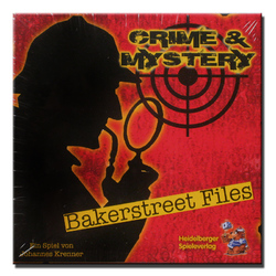 Spiel Crime & Mystery Bakerstreet Files