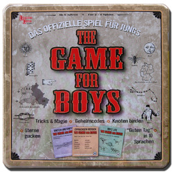 Spiel The Game for boys