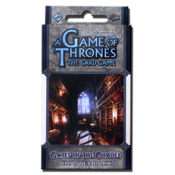 Spiel A Game of Thrones Gates of the Citadel Expansion