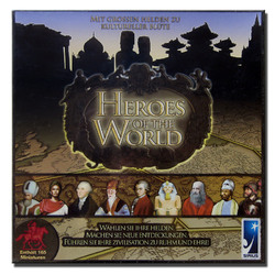 Spiel Heroes of the World