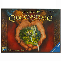 Spiel The Rise of Queensdale B-Ware