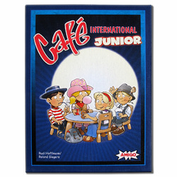 Spiel Cafe International Junior gebraucht