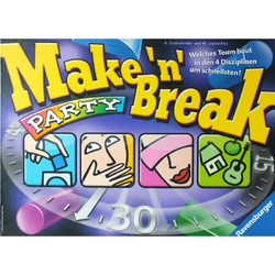 Spiel  Maken Break Party gebraucht