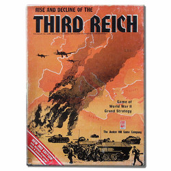 Spiel Bundle Rise and Decline of the Third Reich+ Gamers Guide gebraucht