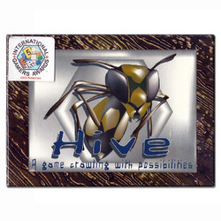 Spiel Hive: A game crawling with possibilities B-Ware