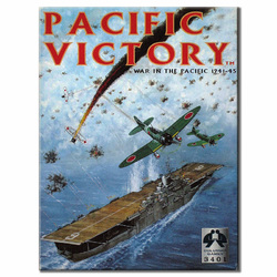 Spiel Pacific Victory War in the Pacific 1941-45 gebraucht