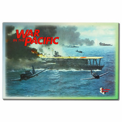 Spiel War in the Pacific mit Extension Kit gebraucht