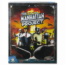 Spiel  The Manhattan Project B-Ware