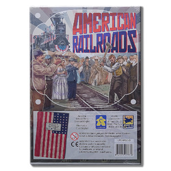 Spiel Russian Railroads Erw. American Railroads