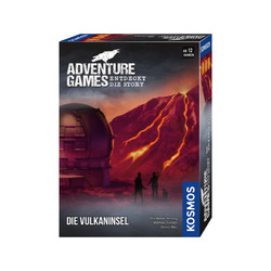 Spiel Adventure Games - Die Vulkaninsel