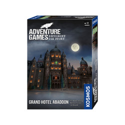 Spiel Adventure Games - Grand Hotel Abaddon