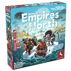 Spiel Empires of the North