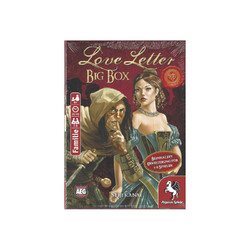 Spiel Love Letter Big Box