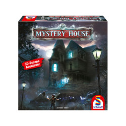 Spiel Mystery House