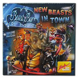 Spiel Beasty Bar - New Beasts in Town