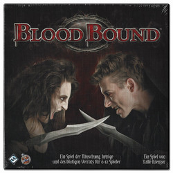 Spiel Blood Bound