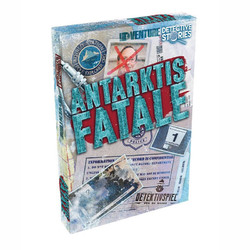 Spiel Detective Stories - Fall 2: Antarktis Fatale