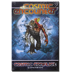 Spiel Cosmic Encounter Cosmic Conflict Expansion ENGLISCH