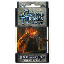 Spiel A Game of Thrones Forging the Chain Pack ENGLISCH