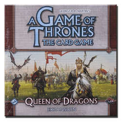 Spiel A Game of Thrones Queen of the Dragons Expansion