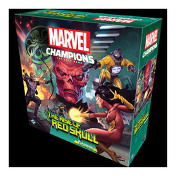 Spiel  Marvel Champions: Das Kartenspiel The Rise of Red Skull Erw.