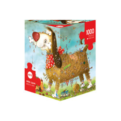 Spiel Dogs life 1000 Teile Puzzle Heye 29491