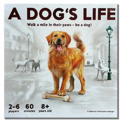 Spiel A Dogs Life Kickstarter Collectors Edition
