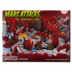 Spiel Mars Attacks Scenery Upgrade Pack