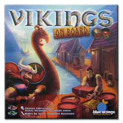 Spiel Vikings on board DEUTSCH