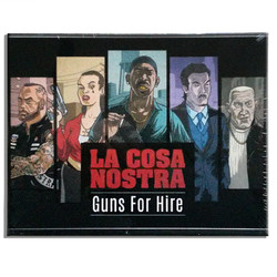 Spiel La Cosa Nostra - Guns For Hire