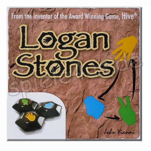 500x500 Logan Stones gebraucht HUCH! and friends