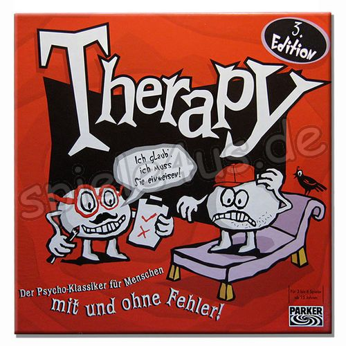 500x500 Therapy 3. Edition gebraucht Parker