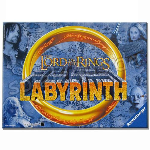 500x500 Labyrinth The Lord Of The Rings gebraucht Ravensburger Spieleverlag