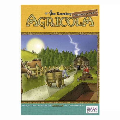 500x500 Agricola Farmers of the moor gebraucht zman games
