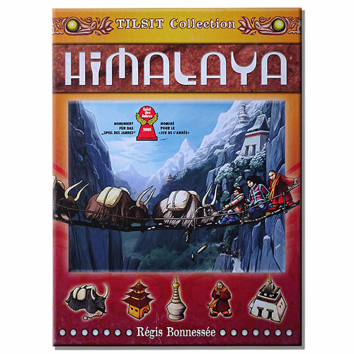 500x500 Himalaya Tilsit Collection gebraucht Tilsit Editions