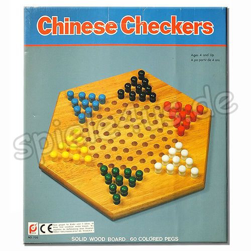 500x500 Chinese Checkers gebraucht Pintoy