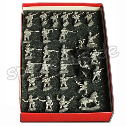 500x500 Soldiers of the Queen gebraucht GDW Games