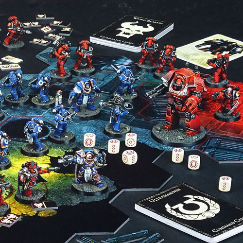 500x500 The Horus Heresy Betrayal at Calth DEUTSCH gebraucht Games Workshop Ltd.