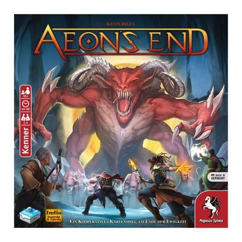 500x500 Aeons End gebraucht Frosted Games