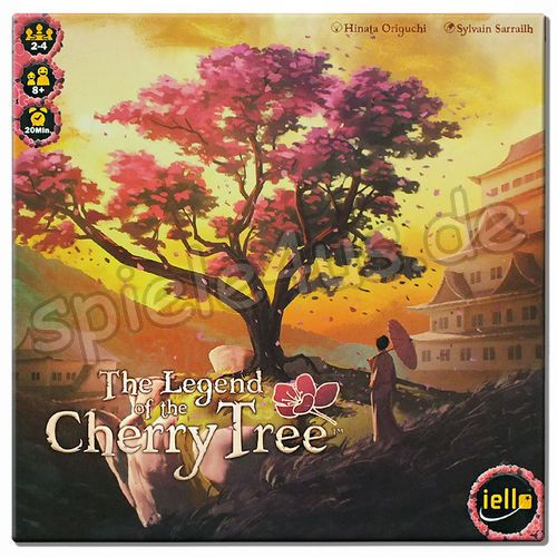 500x500 The Legend of the Cherry Tree gebraucht Iello