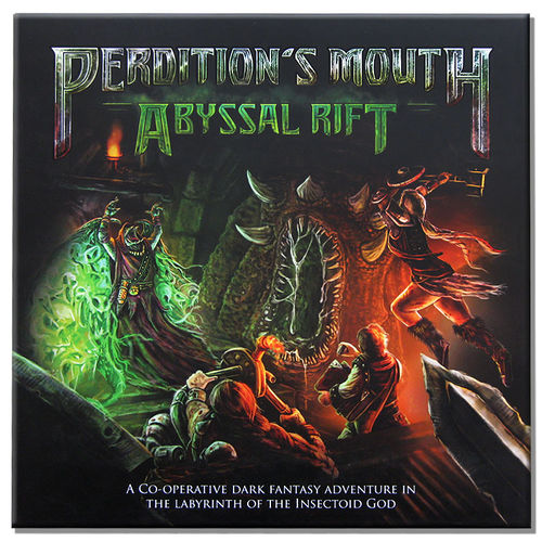 500x500 Perditions Mouth Abyssal Rift ENGLISCH gebraucht Dragon Dawn Productions