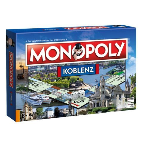 500x500 Monopoly Koblenz Winning Moves