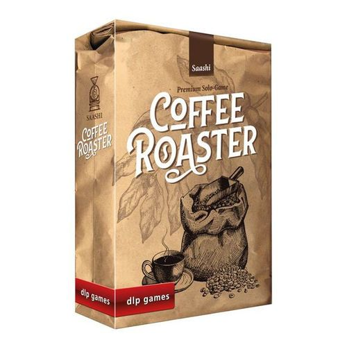 500x500 Coffee Roaster DLP Games