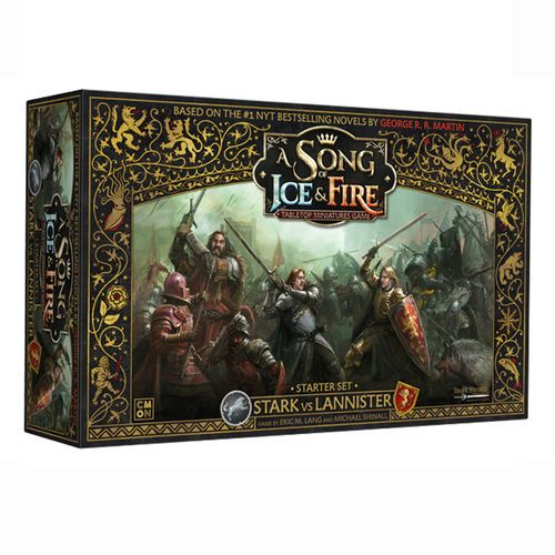 500x500 A Song of Ice & Fire: Stark vs Lennister DEUTSCH Cool Mini or Not