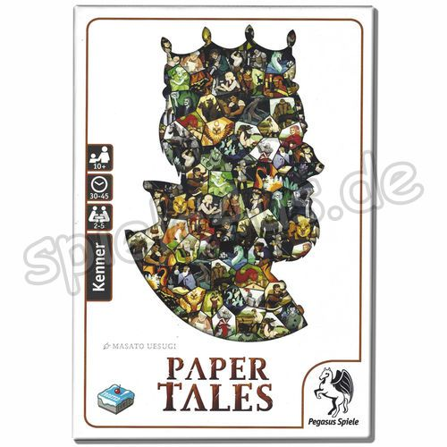 500x500 Paper Tales Frosted Games