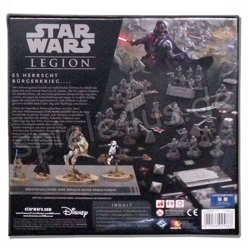 500x500 Star Wars: Legion Grundspiel Fantasy Flight Games DE
