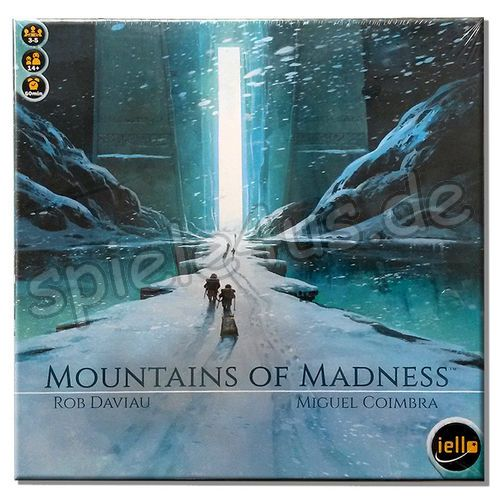 500x500 Mountains of Madness ENGLISCH Iello