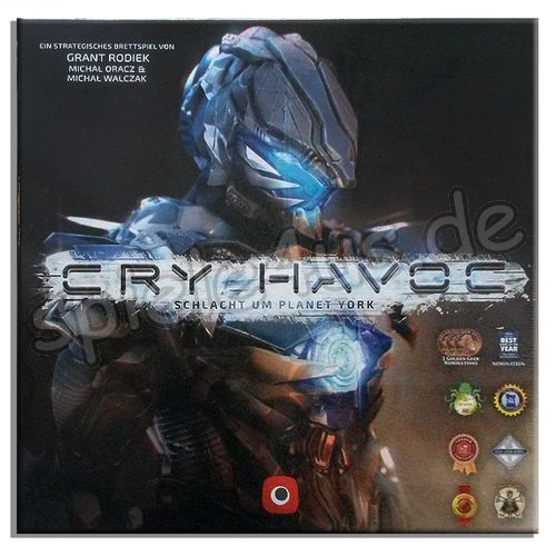 500x500 Cry Havoc DEUTSCH Portal Games