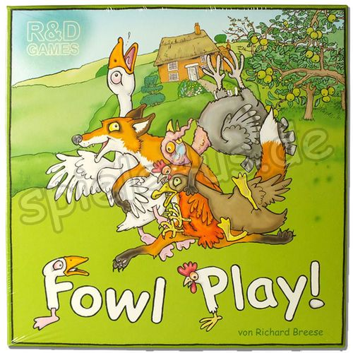 500x500 Fowl Play R&D Games